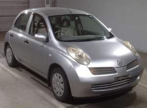 Nissan March AK12 2009 - Family Cars on Aster Vender
