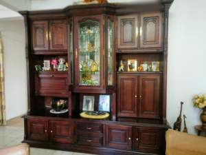 Wall Unit - China cabinets (Argentier) on Aster Vender
