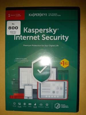 Kaspersky Internet Security 1 Device 1 Year - Software on Aster Vender