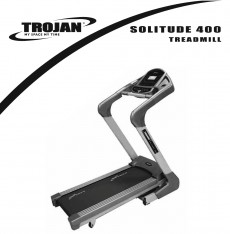 Treadmill Trojan Solitude 400 - Fitness & gym equipment on Aster Vender
