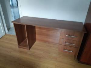 wooden office desk - Desks on Aster Vender