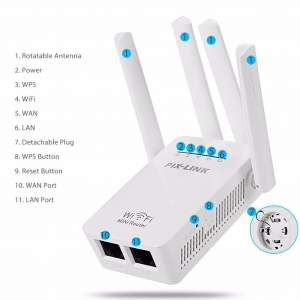 Wifi Repeater  - Wifi Repeater (Extender) on Aster Vender