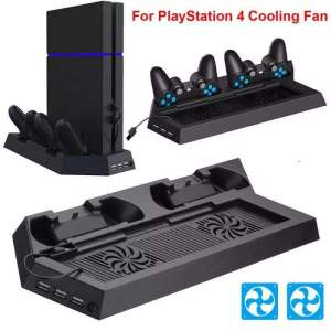Play Station 4 Cooling Fan  - PlayStation 4 Games on Aster Vender