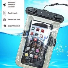 Waterproof bag for mobile phones  - Phone covers & cases on Aster Vender