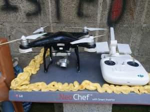 DJI PHANTOM 3 - Drone on Aster Vender