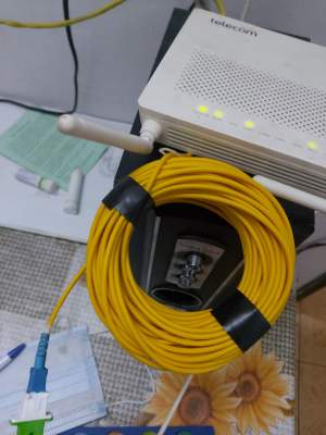 Patchcord  - Wifi Repeater (Extender) on Aster Vender