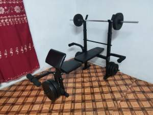 Bench Press - Fitness & gym equipment on Aster Vender
