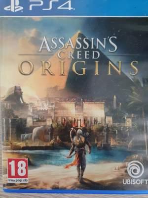 Assassins creed origin  - PlayStation 4 Games on Aster Vender