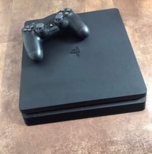 Ps4 Slim 1tb + Manette  - PlayStation 4 Games on Aster Vender
