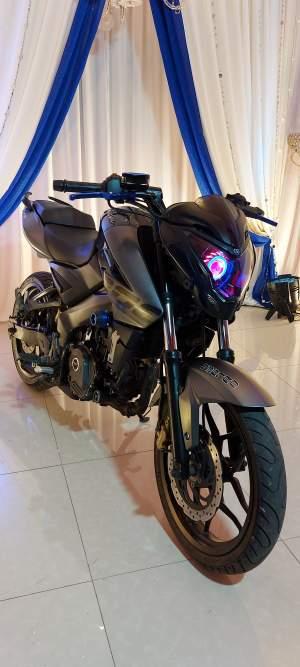 Avendre pulsar seri Ad milage 19mile  ena dec tou lr masine la pna nry - Sports Bike on Aster Vender