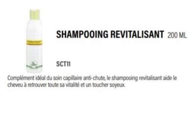 Shampooing Revitalisant - Shampoo on Aster Vender