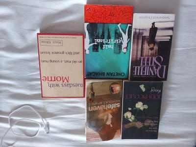 Fiction books - Fictional books on Aster Vender
