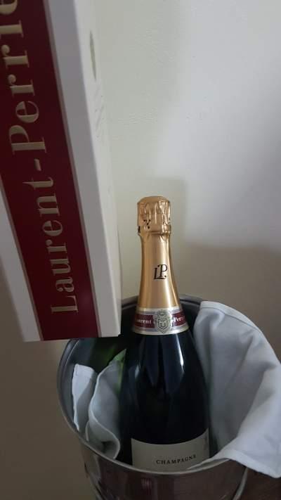 Champagne Laurent Pierrier - Drinks on Aster Vender