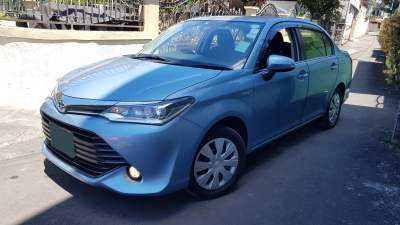 toyota axio - Luxury Cars on Aster Vender