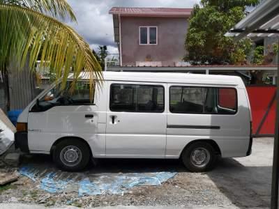 Van Mitsubishi L300 - Passenger Van on Aster Vender