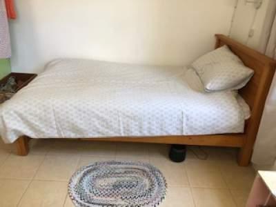 Single pine bed - Bedroom Furnitures on Aster Vender