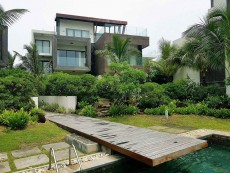 Villa fully furnished for sale in Belle Mare - Beach Houses on Aster Vender