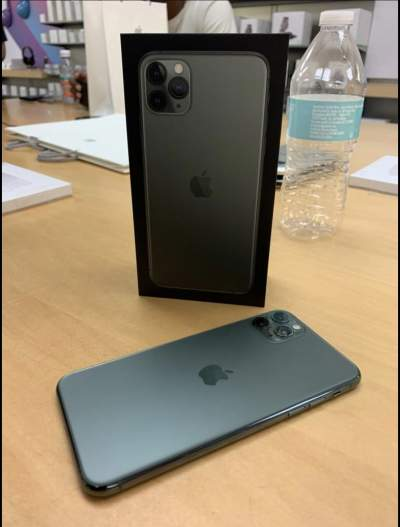APPLE IPHONE PRO MAX 512GB MIDNIGHT GREEN - iPhones on Aster Vender
