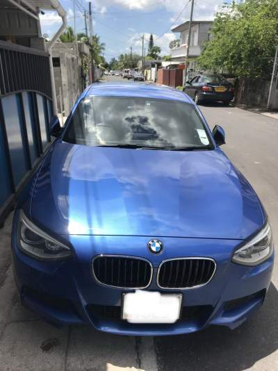 Bmw f20 116i car - Sport Cars on Aster Vender