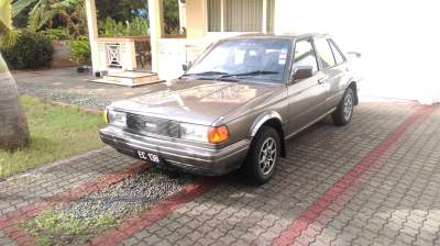 Nissan Sunny Saloon For Sale - Family Cars on Aster Vender