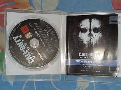 Call of duty Ghosts  - PlayStation 3 (PS3) on Aster Vender