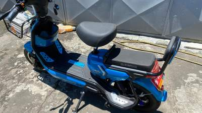 ELECTRIC BIKE - Electric Bike on Aster Vender
