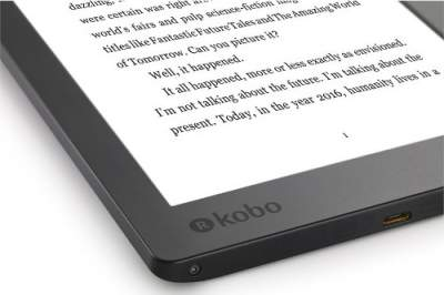 Kobo Aura H2O 6.8-Inch Comfort Light, Water Resistant E-Reader (Black) - All Informatics Products on Aster Vender