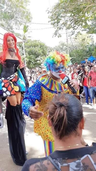 Animation, anniversaire, clown  - Entertainment on Aster Vender