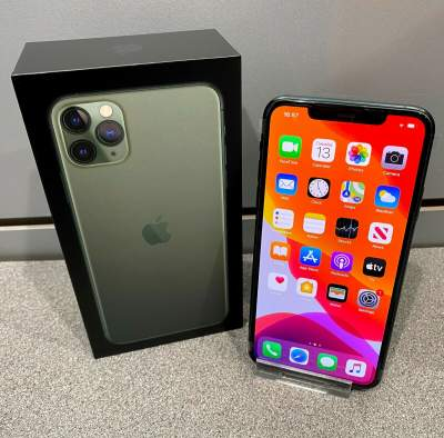 Brand New Factory Unlocked Apple iPhone 11&12 Pro Max 256GB - All electronics products on Aster Vender
