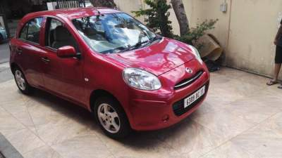 Car nissan AK 13  for sale year 2011 - Compact cars on Aster Vender