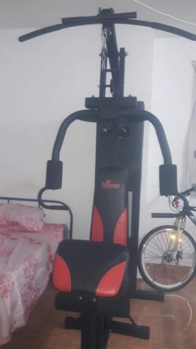 Fitness - Fitness & gym equipment on Aster Vender