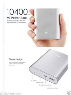 Xiaomi 10400mAh Buy one get one free - External battery on Aster Vender