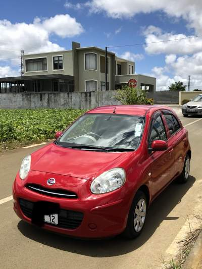 nissan march Ak13 - Family Cars on Aster Vender