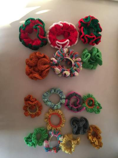 Hair scrunchies - Other Accessories on Aster Vender