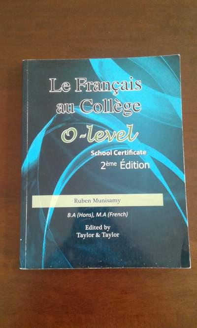 Le Français au collège - Technical literature on Aster Vender