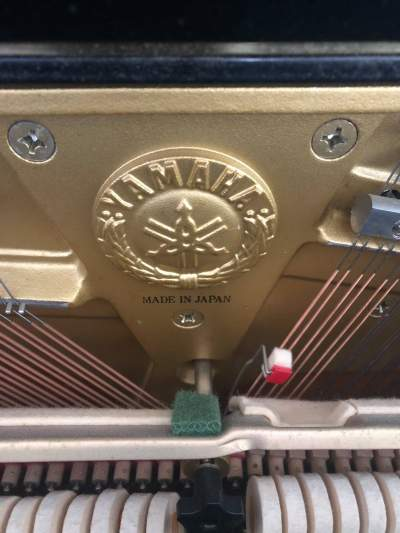 For Sale Yamaha Upright Piano made in Japan - Piano on Aster Vender