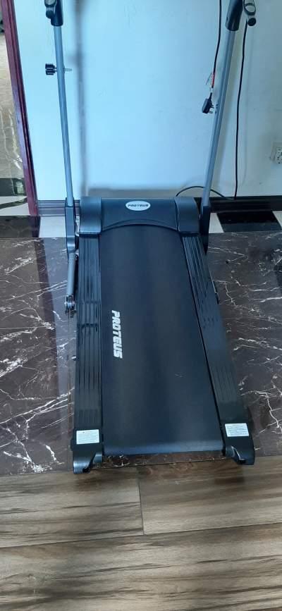 Tread mill - Fitness & gym equipment on Aster Vender