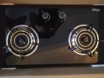 Gas Burner 2 plates - Kitchen appliances on Aster Vender