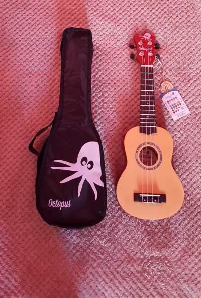 Ukulele - Accoustic guitar on Aster Vender