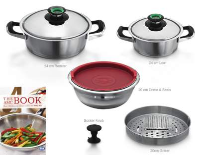 AMC Cookware - Prix Negotiable (monthly) - Kitchen appliances on Aster Vender