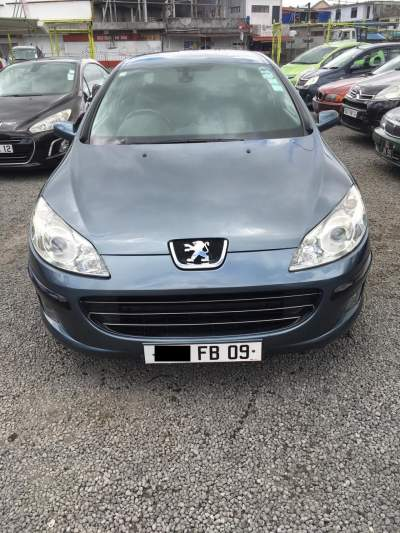Peugeot 407 Year 09 - Luxury Cars on Aster Vender