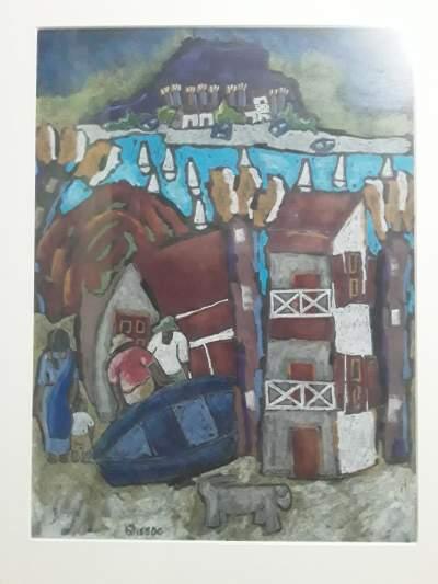 jean claude baissac - Paintings on Aster Vender