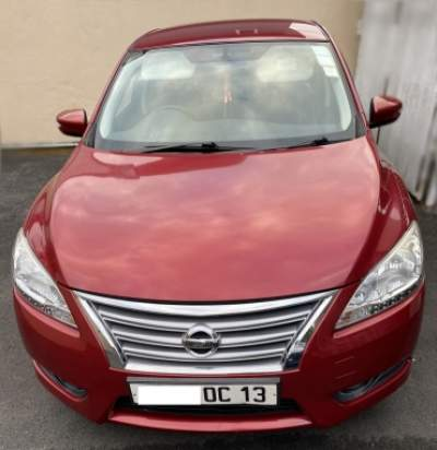 Nissan Sentra 1.6 Automatic - Fully Executive - OC 13 - Family Cars on Aster Vender