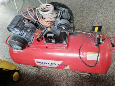 Compressor 200lt - All Manual Tools on Aster Vender
