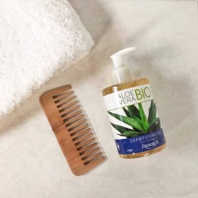 Shampooing Gel Aloe Vera Bio - Shampoo on Aster Vender