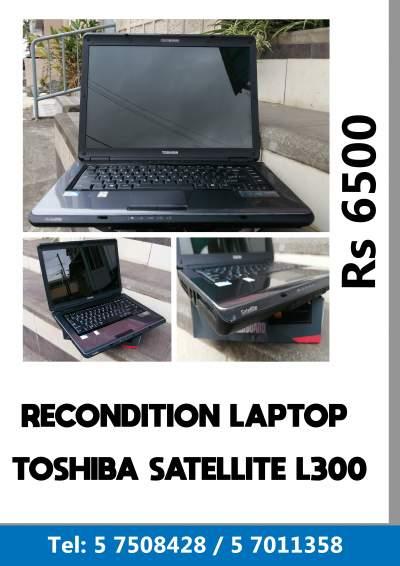 For Sale Toshiba Satellite  - Laptop on Aster Vender