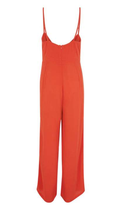 Jumpsuit red - Tops (Women) on Aster Vender