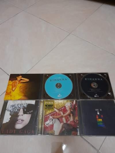 Original CDs - Others on Aster Vender