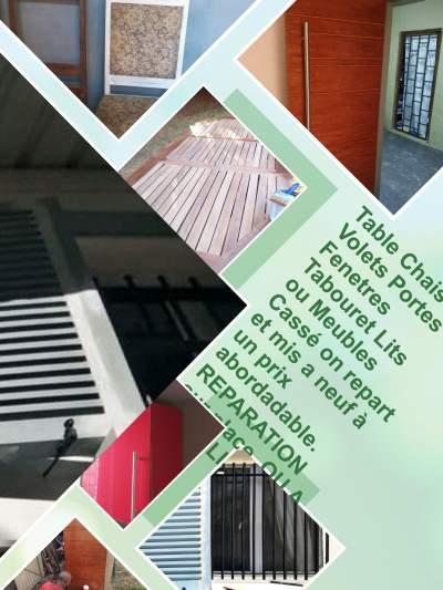 DINO PRO SHOP RESTORATION - Woodworking & Carpenter on Aster Vender
