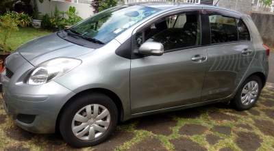Toyota Vitz 2009 1.29L Automatic - Compact cars on Aster Vender